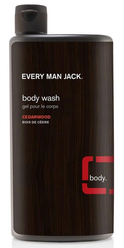 Everyman Jack Body Wash and Shower Gel Cedarwood