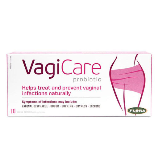 Flora VagiCare | YourGoodHealth