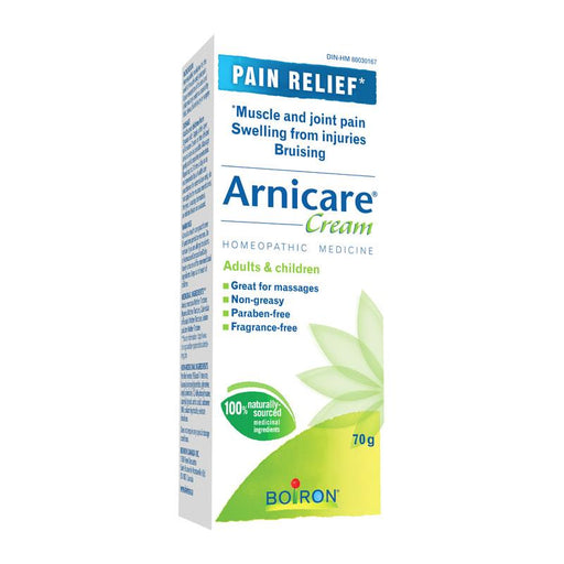 Boiron Arnica Cream for Muscle Pain | Yourgoodhealth