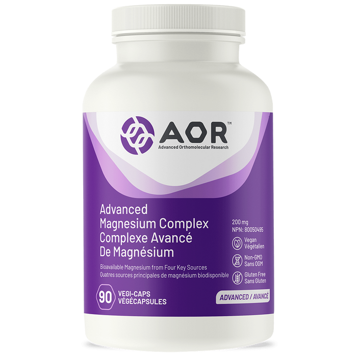 AOR Advanced Magnesium Complex | YourGoodHealth