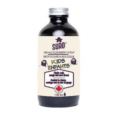 SURO Organic Elderberry Syrup for Kids | YourGoodHealth
