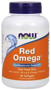 Now Red Omega | YourGoodHealth