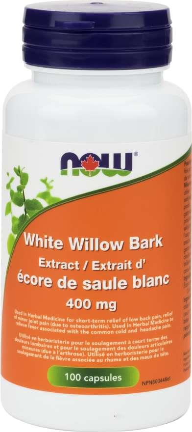 Now White Willow for Pain Relief | YourGoodHealth