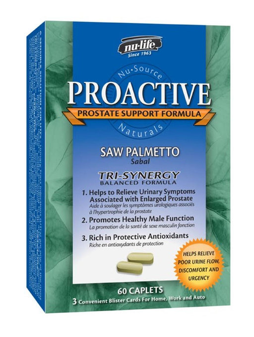 Nulife Proactive 60 Caplets | YourGoodHealth