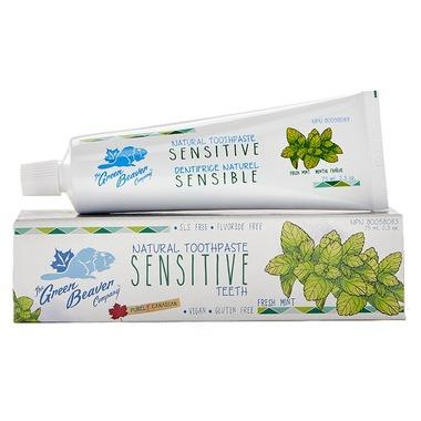 Green Beaver Sensitive Toothpaste | YourGoodHealth