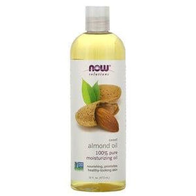 Now Sweet Almond Oil 473ml | YourGoodHealth