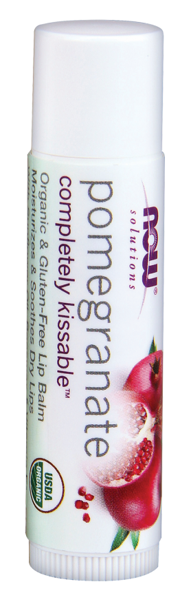 Now Pomegranate Lip Balm | Your Good Health