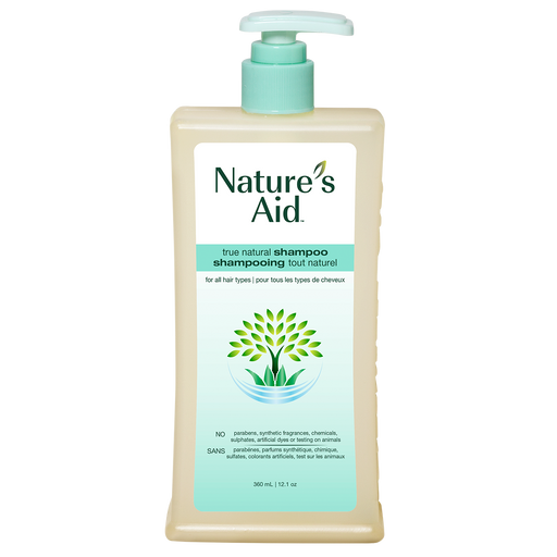 Nature Aid Shampoo 360ml | YourGoodHealth