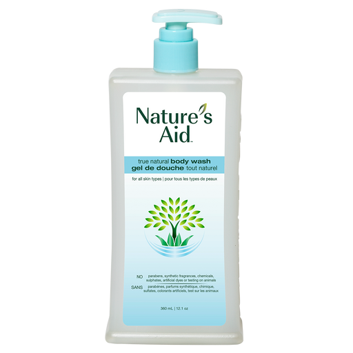Natures Aid Body Wash