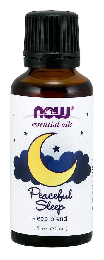 Now Peaceful Night Oil 30ml | YourGoodHealth
