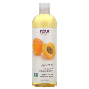 Now Apricot Oil 473ml | YourGoodHealth