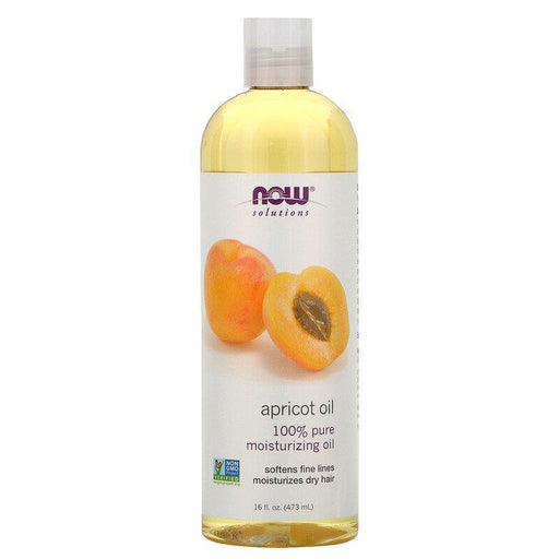 Now Apricot Oil 473ml | Your Good Health