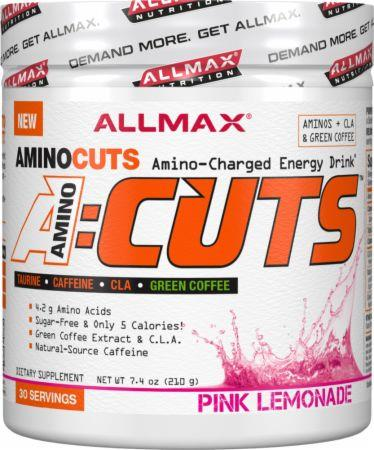 Allmax A-Cuts Pink Lemonade | YourGoodHealth