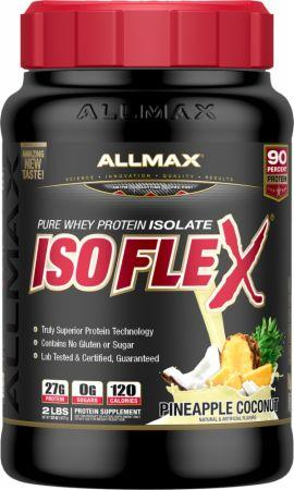 Allmax Isoflex Pineapple Coconut 908g | YourGoodHealth