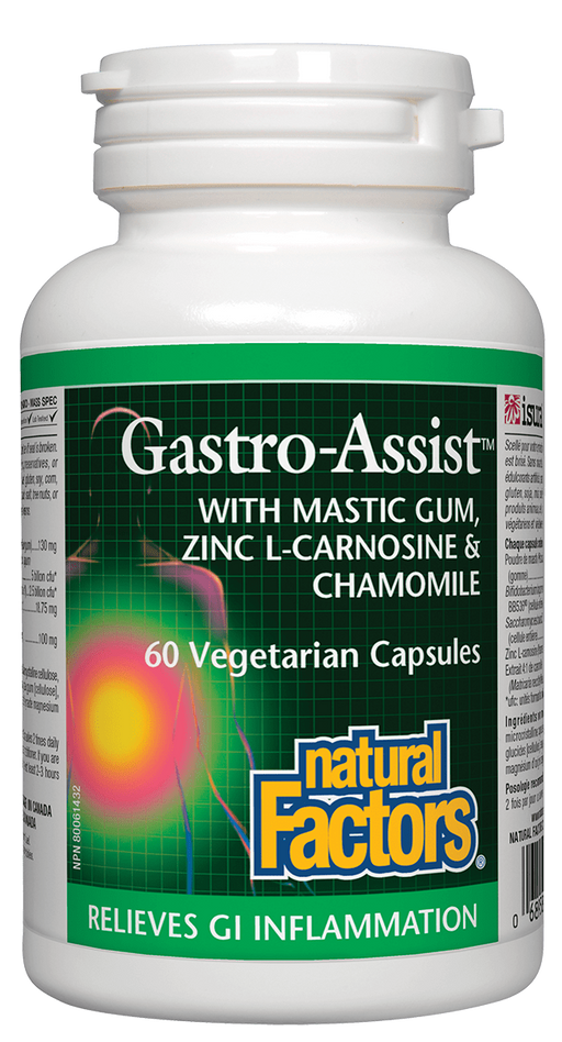 Natural Factors Gastro-Assist | YourGoodHealth