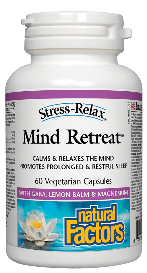 Natural Factors Mind Retreat | YourGoodHealth