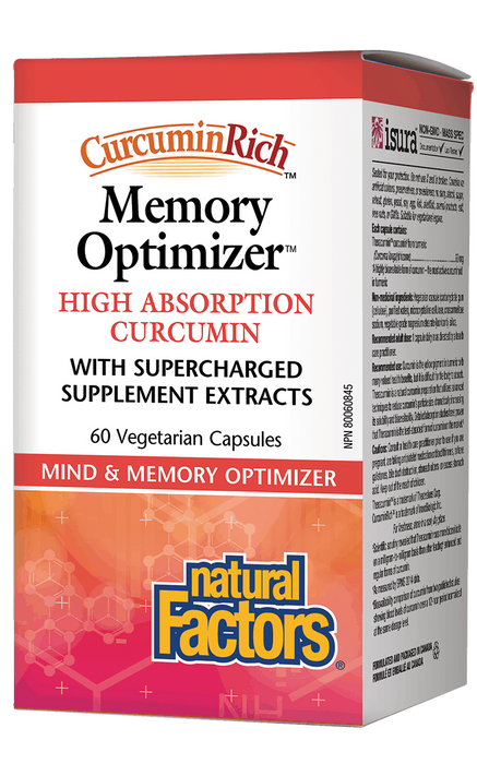Natural Factors Memory Optimizer | YourGoodHealth
