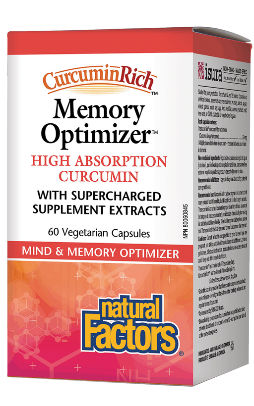 Natural Factors Memory Optimizer | Your Good Health