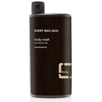 Everyman Jack Body Wash and Shower Gel Sandalwood