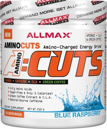 Allmax A-Cuts Blue Raspberry | YourGoodHealth