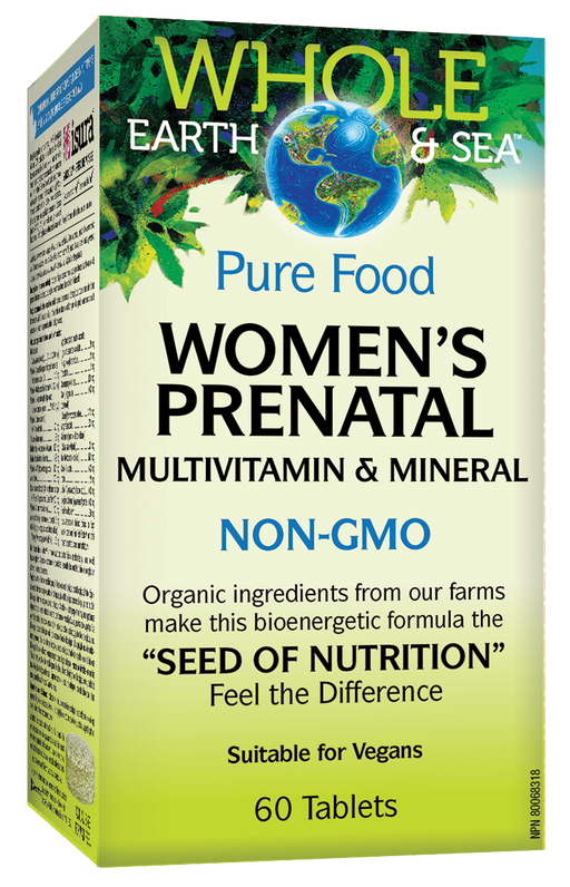 Whole Earth & Sea Prenatal Vitamin | YourGoodHealth