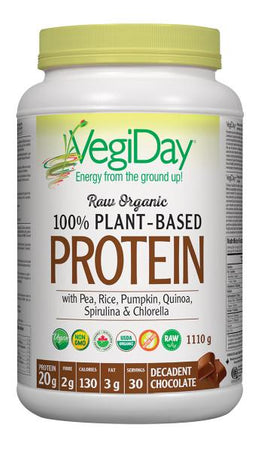 Vegiday Protein Chocolate | Your Good Health