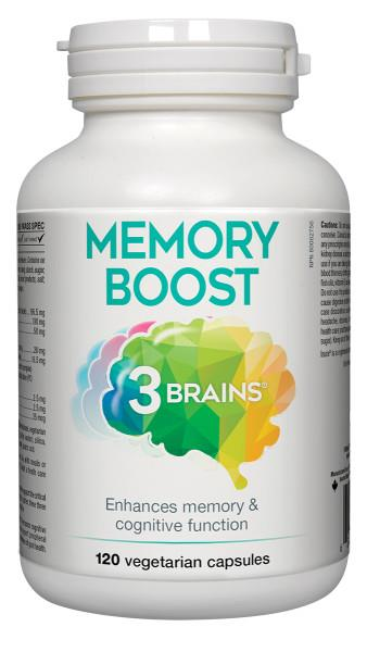 3 BRAINS Memory Boost | YourGoodHealth