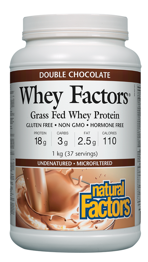 Whey Factors Protein Chocolate | YourGoodHealth