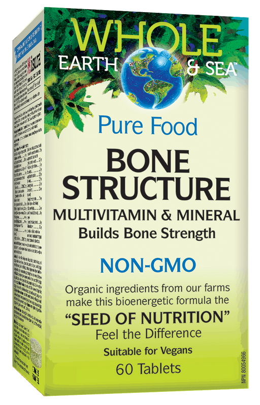 Whole Earth & Sea Bone Structure | Your Good Health