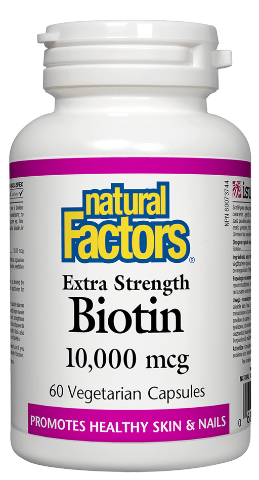 Natural Factors Biotin 10,000 mcg | Your Good Health