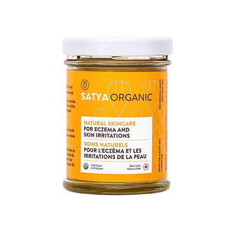 Satya Eczema Relief Cream Organic 50ml jar