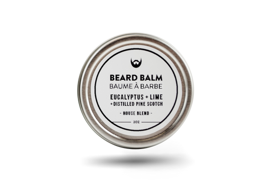 Always Bearded Beard Balm Eucalpytus + Lime | YourGoodHealth