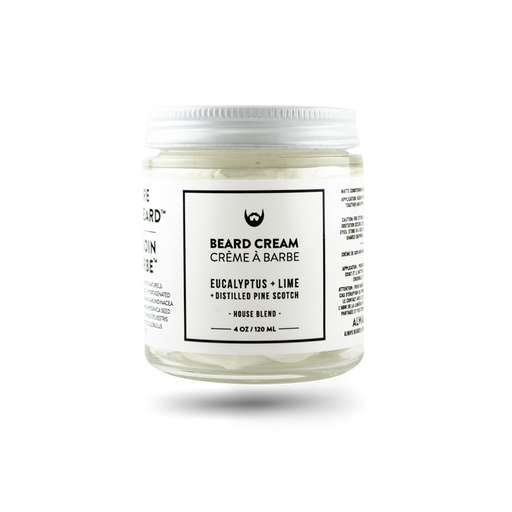 Always Bearded Beard Cream Eucalyptus + Lime | YourGoodHealth