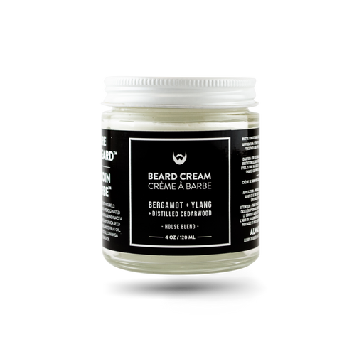 Always Bearded Beard Cream Bergamot + Ylang | YourGoodHealth