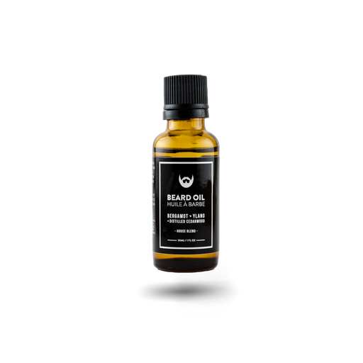 Always Bearded Beard Oil Bergamot + Ylang