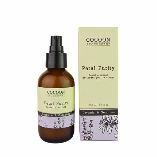 Cocoon Apothercary Petal Exfoliating Cleanser | YourGoodHealth