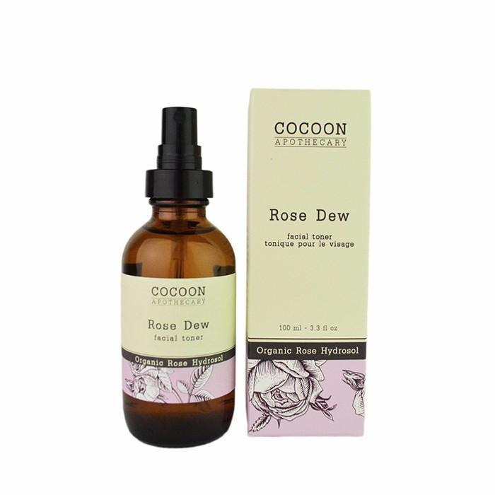 Cocoon Apothecary Rose Dew Toner | YourGoodHealth