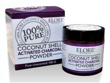 Elore Organic Coconut Shell Activated Charcoal | YourGoodHealth