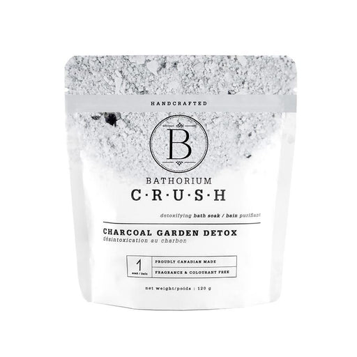 Bathorium Charcoal Detox Bath | YourGoodHealth