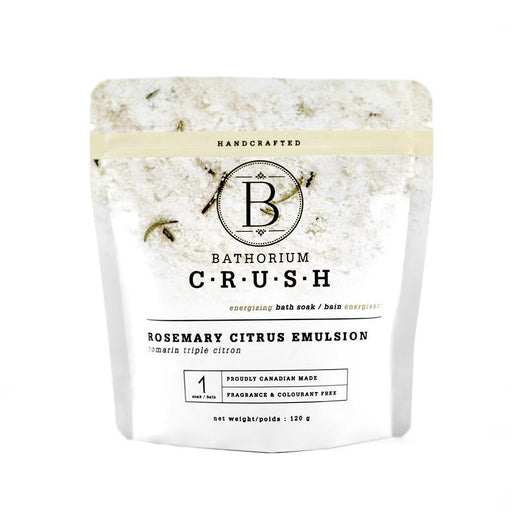 Bathorium Rosemary Citrus Bath | YourGoodHealth