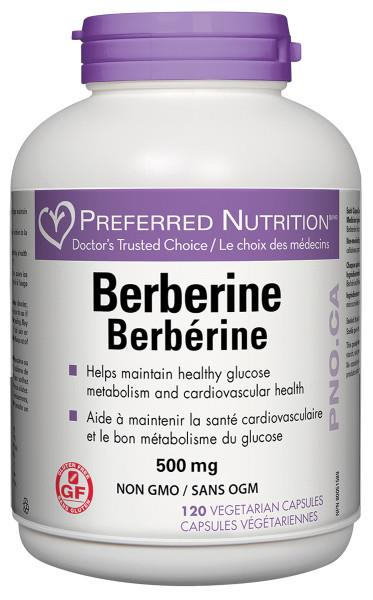 Preferred Nutrition Berberine | YourGoodHealth