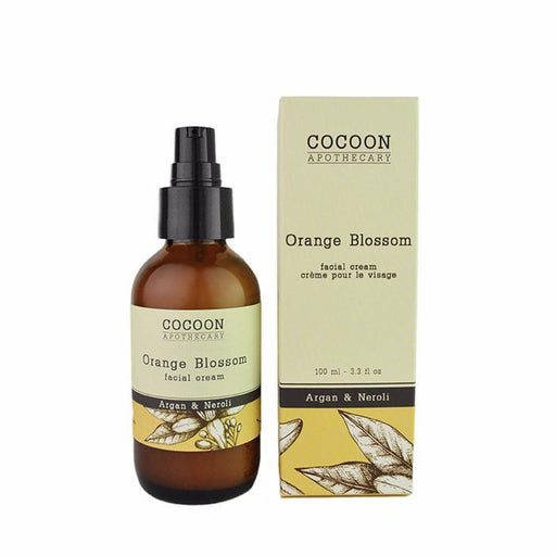 Cocoon Apothecary Orange Blossom Facial Cream | YourGoodHealth