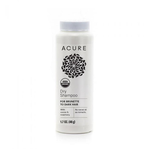 Acure Dry Shampoo Dark Hair | YourGoodHealth
