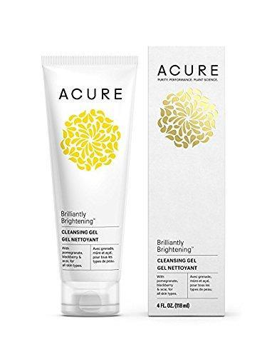 Acure Brightening Cleansing Gel |YourGoodHealth