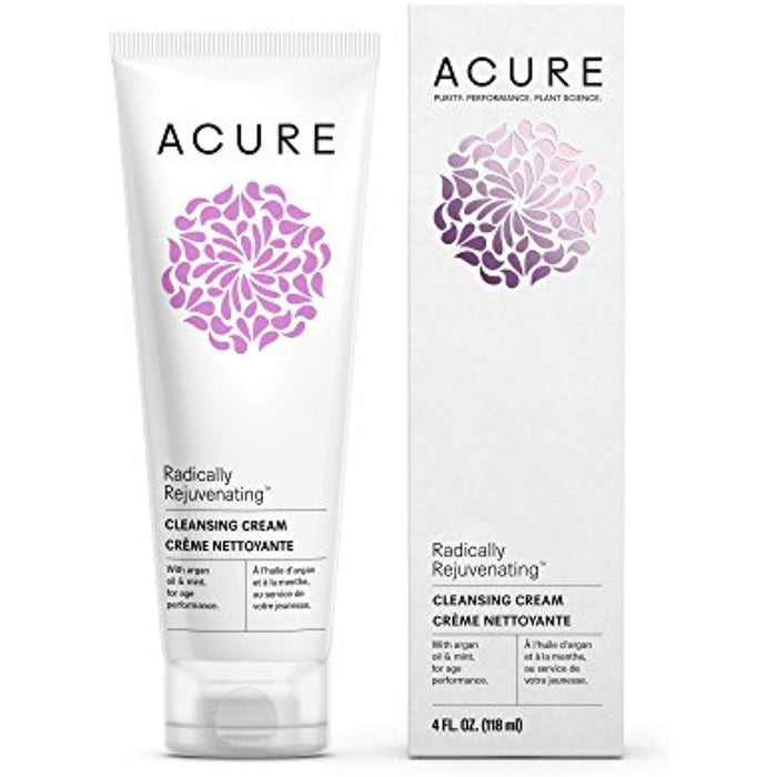 Acure Rejuvenating Cleansing Cream | YourGoodHealth