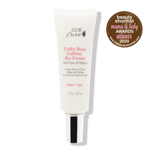 100% Pure Coffee Bean Eye Cream | YourGoodHealth