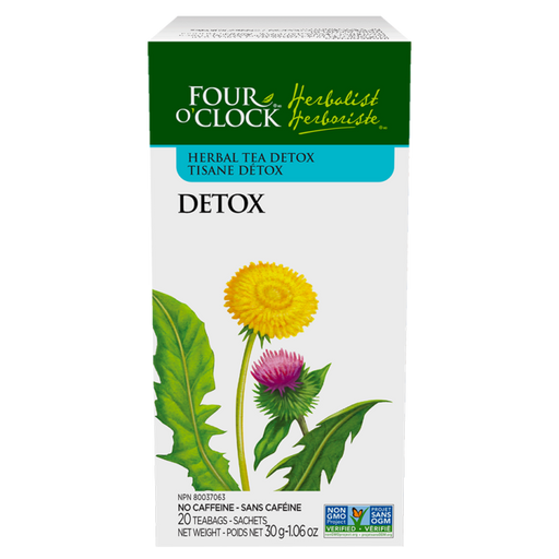 4 O'Clock Detox Tea | Your Good Health