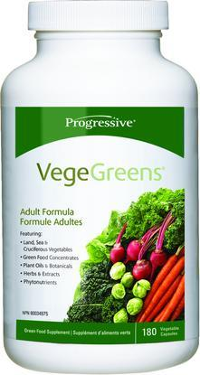 Progressive Vege Greens 180capsules | YourGoodHealth