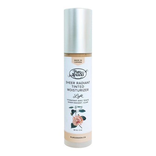 Pure Anada Tinted Moisturizer Light | YourGoodHealth