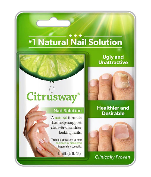 Citrus Nail Solution for Fungus | YourGoodHealth